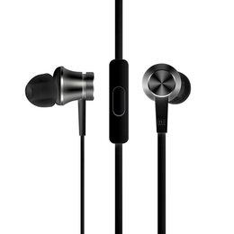 Наушники и Bluetooth-гарнитуры - Наушники Xiaomi Basic, Black, 0