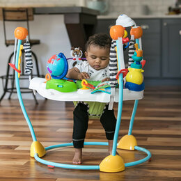 Ходунки, прыгунки - Развивающий центр прыгунки Baby Einstein (США), 0