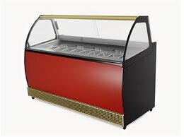 Холодильные витрины - Холодильная витрина под мороженое Veneto-VN-1,65, 0