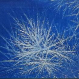 """Картины, постеры, гобелены, панно - Картина маслом """"Снежинка"""", 0"""