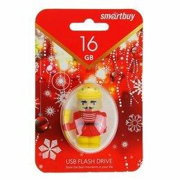 USB Flash drive - Подарочная USB-флешка Smartbuy 16GB Щелкунчик, 0