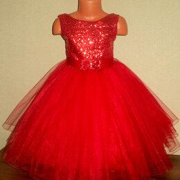 Платья и сарафаны - Яркое нарядное платье на   рост 110-120 см, 0