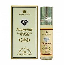 Парфюмерия - Арабские духи Al-Rehab Diamond 6 мл, 0