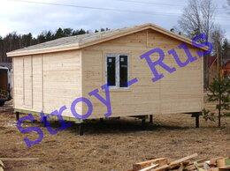 Готовые строения - Садовый летний домик 4.6х5.8м. из бытовок (Видео), 0
