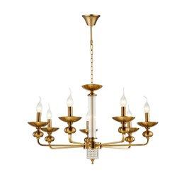 Люстры и потолочные светильники - Подвесная люстра Favourite Exquisita 2678-7P, 0