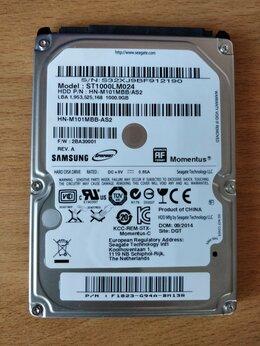 """Внутренние жесткие диски - Seagate Momentus 5400 1TB 2.5"""", 0"""