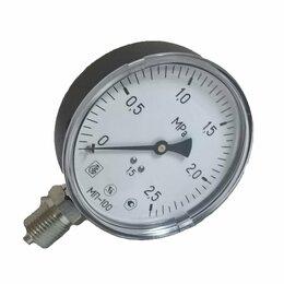 Измерительные инструменты и приборы - Манометр МП-100, 0