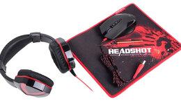Компьютерная акустика - Игровой набор A4Tech Bloody A91G5PB72, 0