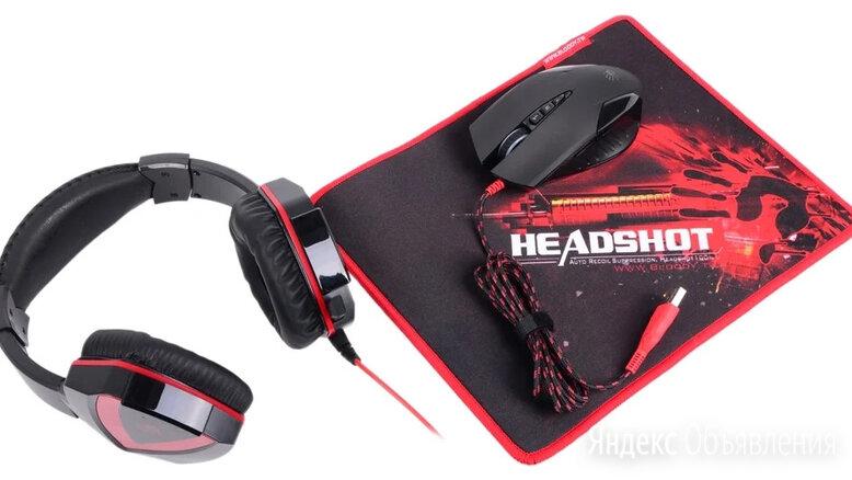 Игровой набор A4Tech Bloody A91G5PB72 по цене 3590₽ - Компьютерная акустика, фото 0