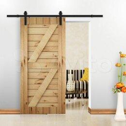 Межкомнатные двери - Амбарная дверь , 0