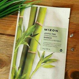 Маски - Маска тканевая с бамбуком Mizon Корея, 0