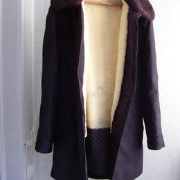 Куртки - Куртка зимняя на натуральном меху, 0