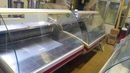 Холодильные витрины - Витрины холодильные Криспи гамма - 5+5, 0