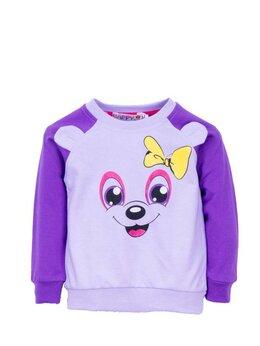 """Толстовки - Кофта для девочек """"Pretty purple"""" фиолетовый,…, 0"""
