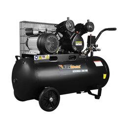 Воздушные компрессоры - Компрессор ременной FOXWELD AEROMAX 390/100 , 0