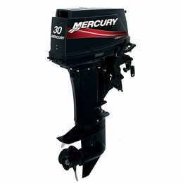 Моторные лодки и катера - Лодочный мотор Mercury (Меркури) 30 EL, 0