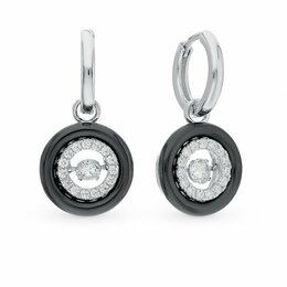 Серьги - Серьги серебро, 0
