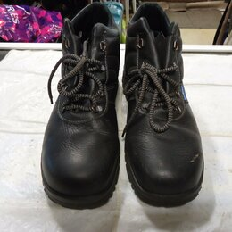 Обувь - ботинки рабочие ВОСТОК-СЕРВИС - Б/У р-42, 0