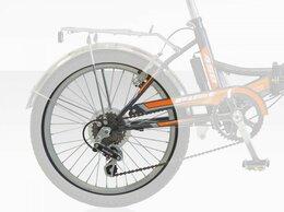 """Обода и велосипедные колёса в сборе - Колесо заднее STELS 20"""" (P 450), 0"""