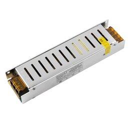 Блоки питания - Блок питания 120вт 12v IP20 компактный, 0