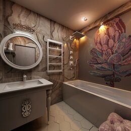 Мозаика - Мозаика в ванную мозаика на кухню, 0