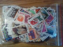 Марки - Почтовые марки разных стран- 1000 штук., 0