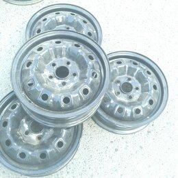 """Шины, диски и комплектующие - Колёсные диски 14""""x5J 5x100 ЦО 54,1 мм (Тойота), 0"""