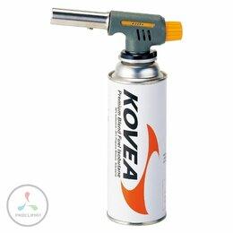Газовые горелки, паяльные лампы и паяльники - Резак газовый Kovea Auto TKT-9607, 0