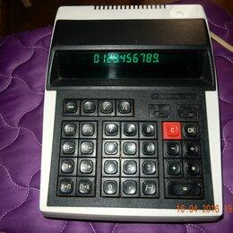 Калькуляторы - Калькулятор Электроника - МК44, 0