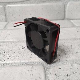 Кулеры и системы охлаждения - Вентилятор  (60*20мм-12V-0,13А) 2pin провод (RX), 0