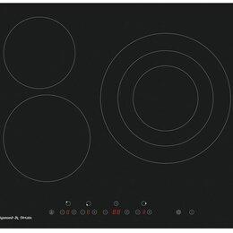 Плиты и варочные панели - Zigmund & Shtain CN 39.6 B стеклокерамическая…, 0