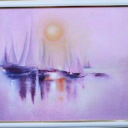 """Картины, постеры, гобелены, панно - Картина """"Венеция"""" (холст, масло), 0"""