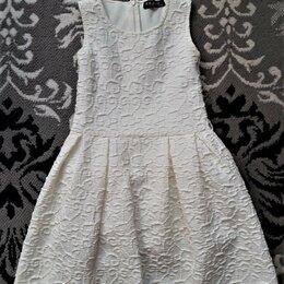 Платья и сарафаны - Белое платье на девочку 7-8 лет (123-128), 0
