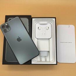 Мобильные телефоны - iPhone 11 pro Max green 512 GB Ростест, 0