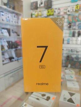 Мобильные телефоны - Смартфон Realme 7 5G / Flash Silver (RMX2111) /…, 0