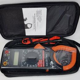 Радиодетали и электронные компоненты - Мультиметр TEK DT266F (токовые клещи), 0