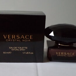 Парфюмерия - versace crystal noir, 0