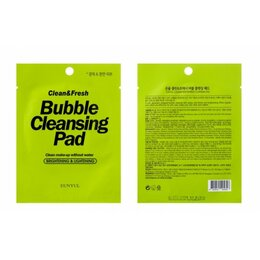Массажные матрасы и подушки - Тканевые подушечки Eunyul Clean & Fresh Bubble Cleansing Pad, 1pcs, 0