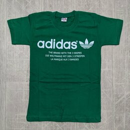 Футболки и майки - Новые Футболки adidas р. 122-152, 0