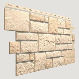 Изоляционные материалы - Фасадная панель Burg цвет Пшеничный, 0