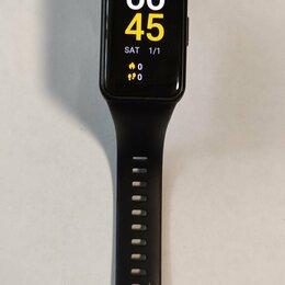 Умные часы и браслеты - Honor Band 6 фитнес браслет, 0