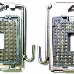 Компьютерные кабели, разъемы, переходники - Разъем процессора (Socket) LGA775, 0