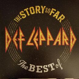 Музыкальные CD и аудиокассеты - 2LP.Def Leppard – The Story So Far: The Best Of - 2018, 0