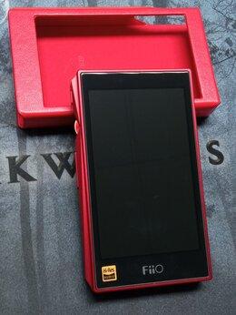Цифровые плееры - Портативный Hi Fi плеер FIIO X5 III Red, 0