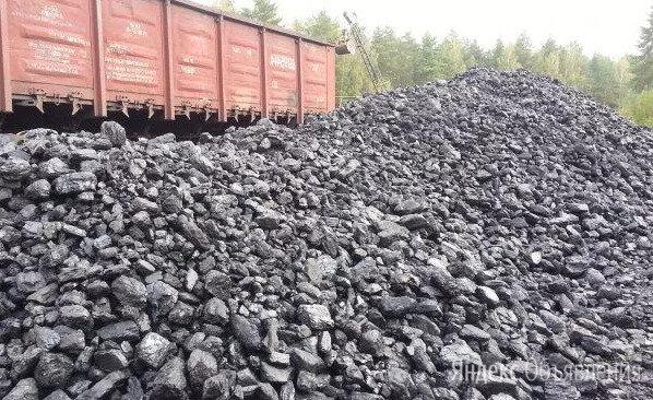 Уголь каменный по цене 5800₽ - Топливные материалы, фото 0