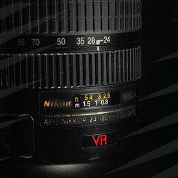 Объективы - Nikon AF-S Nikkor 24-120 mm G VR // 2908 made in Japan 📷, 0
