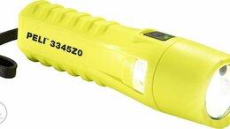 Фонари - Взрывозащищенный двухлучевой фонарь Peli, желтый…, 0