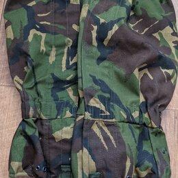 Одежда и обувь - Гетры мембранные Gore-Tex камуфляж DPM армии Британии, 0