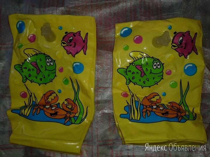 Надувные нарукавники для плавания детские по цене 100₽ - Надувные игрушки, фото 0