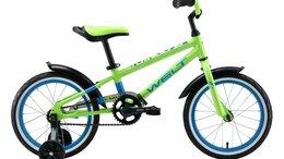 """Велосипеды - Детский велосипед WELT Dingo 16"""" (2021), 0"""
